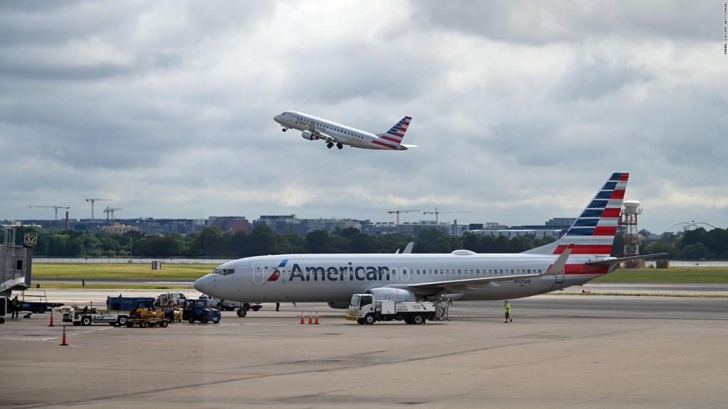 American Airlines dejará de volar en 15 ciudades