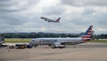 American Airlines vacuna American Airlines dejará de volar en 15 ciudades