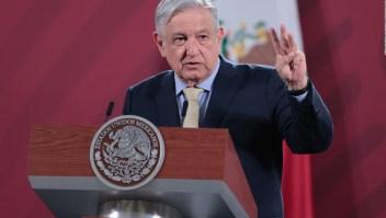 Cae la aprobación de AMLO como presidente, según encuestas