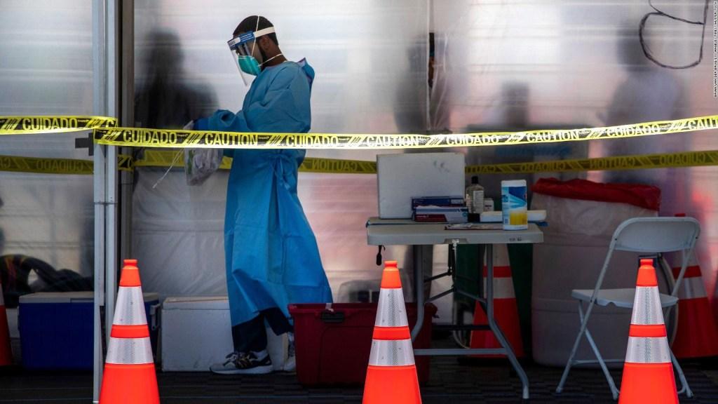 Nueva expansión del coronavirus en Estados Unidos