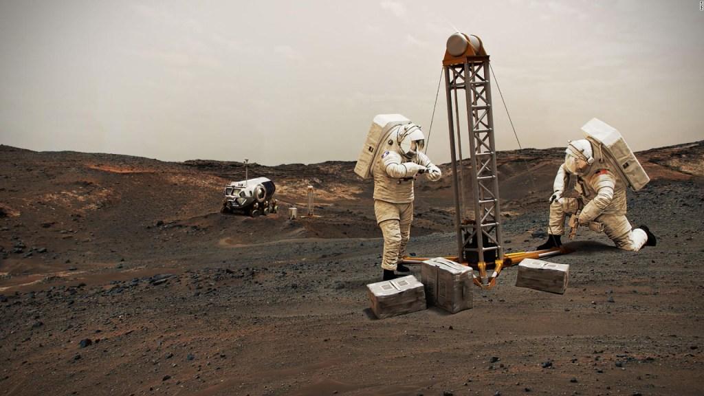 ¿Cuándo tendrán los humanos bases fuera de la Tierra?