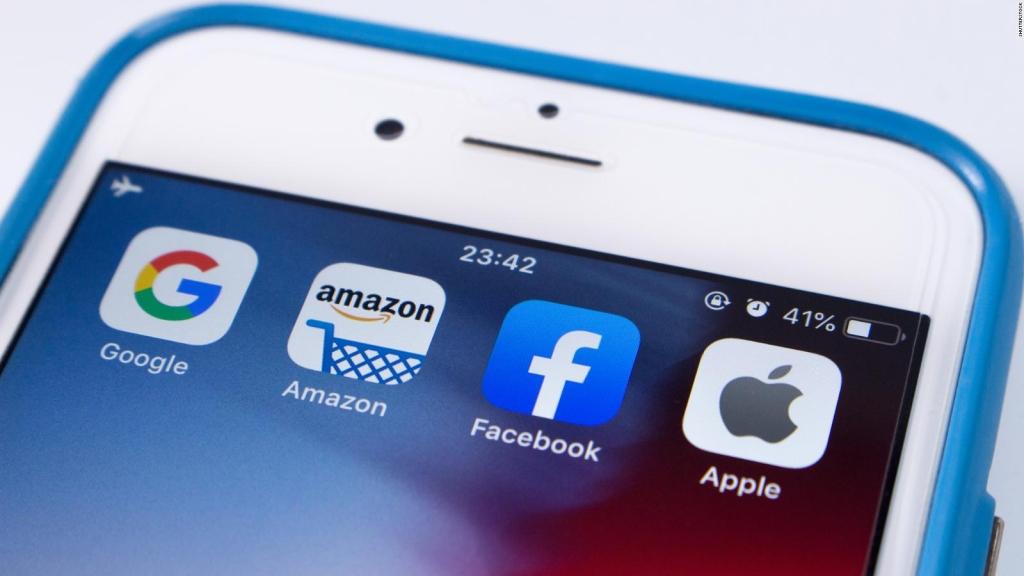 Amazon, Facebook y Apple reportan ganancias millonarias