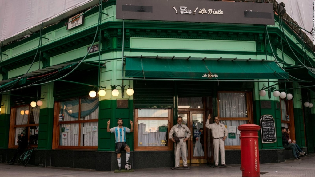 "Un ""bar notable"" de 70 años, al borde de la quiebra"