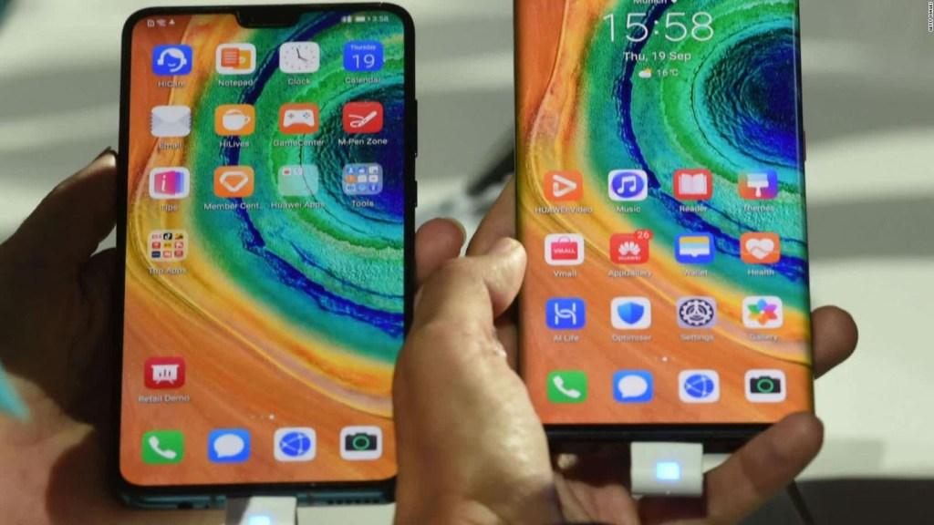 Sanciones de EE.UU. estrangulan suministros de Huawei
