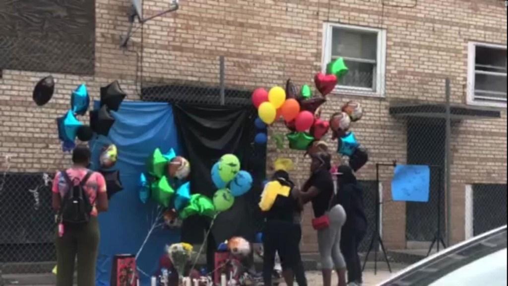 Policía detiene a sospechoso de muerte de niño en Chicago