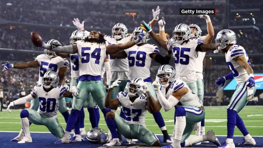 Los Cowboys, la franquicia más valiosa según Forbes