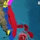Huracán Isaías ganará fuerza antes de llegar a Florida