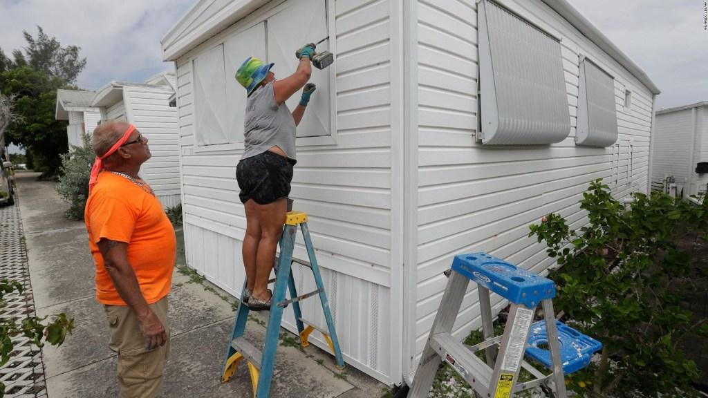 Pronósticos sobre la tormenta Isaías hacia la Florida
