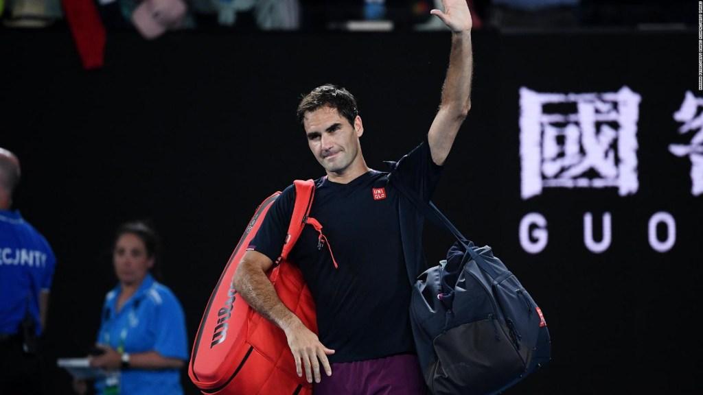 El gesto de Roger Federer con un par de aficionadas italianas