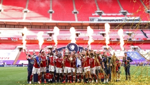 El Arsenal, rey de la Copa FA