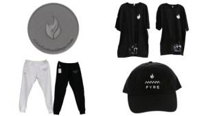 Ya puedes comprar productos del fraudulento Festival Fyre