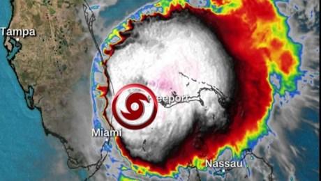 Isaías llega a Florida