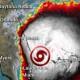 Isaías impacta con fuerza en las costas de Florida