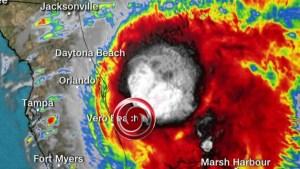 Isaías gana fuerza y afectaría Carolina del Norte