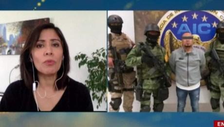 Capturan a presunto líder de cartel Santa Rosa de Lima