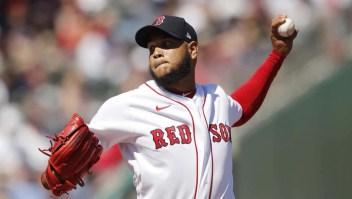 Red Sox: Eduardo Rodríguez, fuera el resto de la temporada