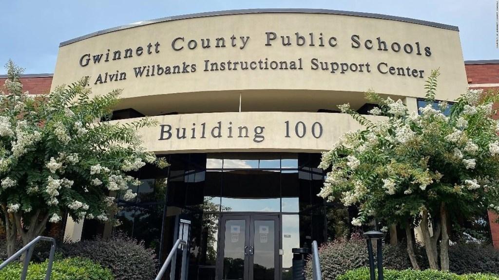 Controversia por clases virtuales en Gwinnett, Georgia