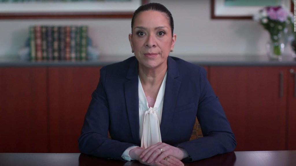 """Esther Salas: """"La muerte de mi hijo no puede ser en vano"""""""