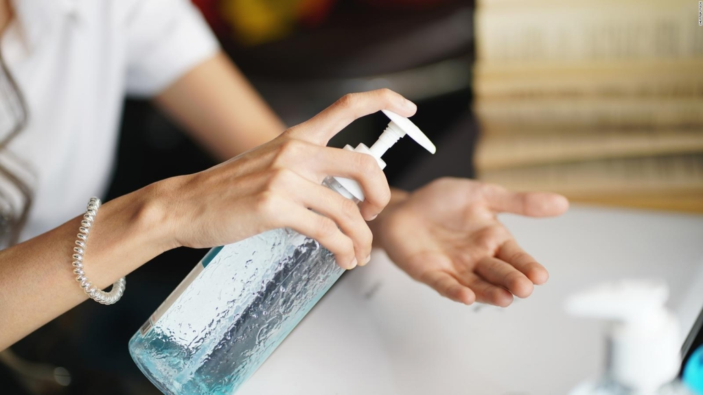 USA Warns of Over 100 Dangerous Hand Sanitizers