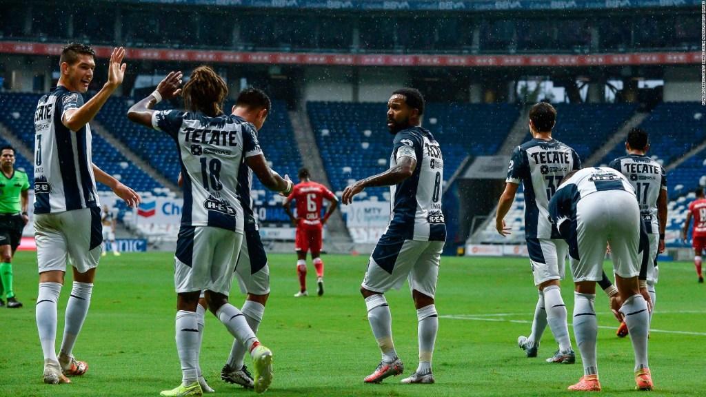 Dos jugadores del Monterrey son puestos en cuarentena