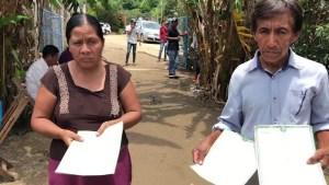 Trata de niños en Chiapas: padres reclaman ante Fiscalía