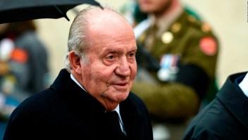 Juan Carlos I se va de España