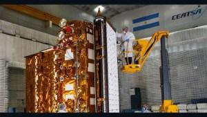 Postergan lanzamiento de satélite argentino