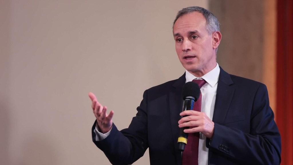 """Piden la renuncia del """"zar"""" de salud Hugo López-Gatell"""