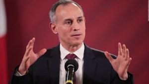 Las aspiraciones políticas del subsecretario de Salud de México, Hugo López Gatell