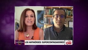 Supercontagiadores: los antihéroes de esta pandemia