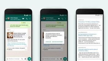 Whatsapp crea herramienta de revisión