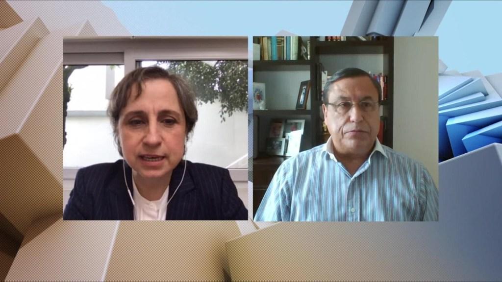 """Javier Herrera Valles: """"Me costó caro denunciar corrupción de García Luna"""""""