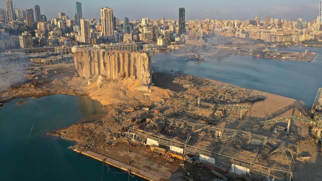 Explosión Beirut: carga de nitrato de amonio de barco ruso estuvo en Beirut por años – CNN