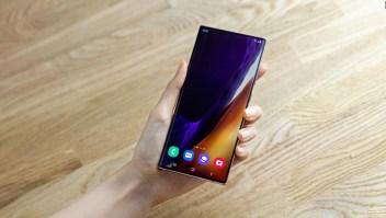 Samsung presenta el Galaxy Note20