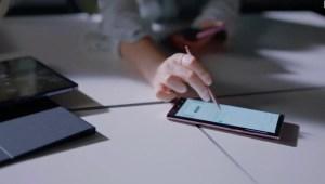 Samsung presenta su nuevo teléfono y productos