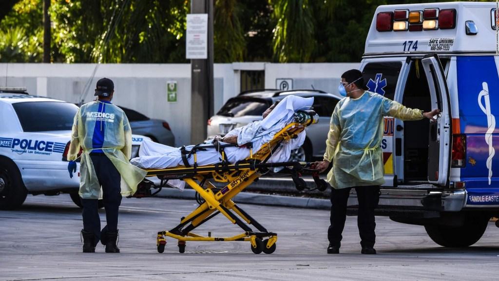 ¿Está perdiendo Miami su lucha contra la pandemia?