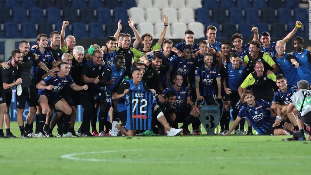 PSG-Atalanta: las posibilidades de un batacazo histórico