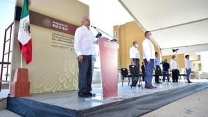 El homenaje de López Obrador para las víctimas de covid-19