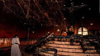 Incendio en Catedral de Managua: ¿terrorismo o accidente?