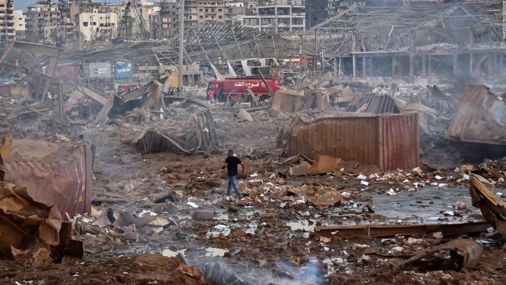 Beirut: De un barco ruso a una trágica explosión