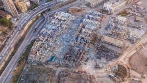 Testigos relatan su experiencia en la explosión de Beirut