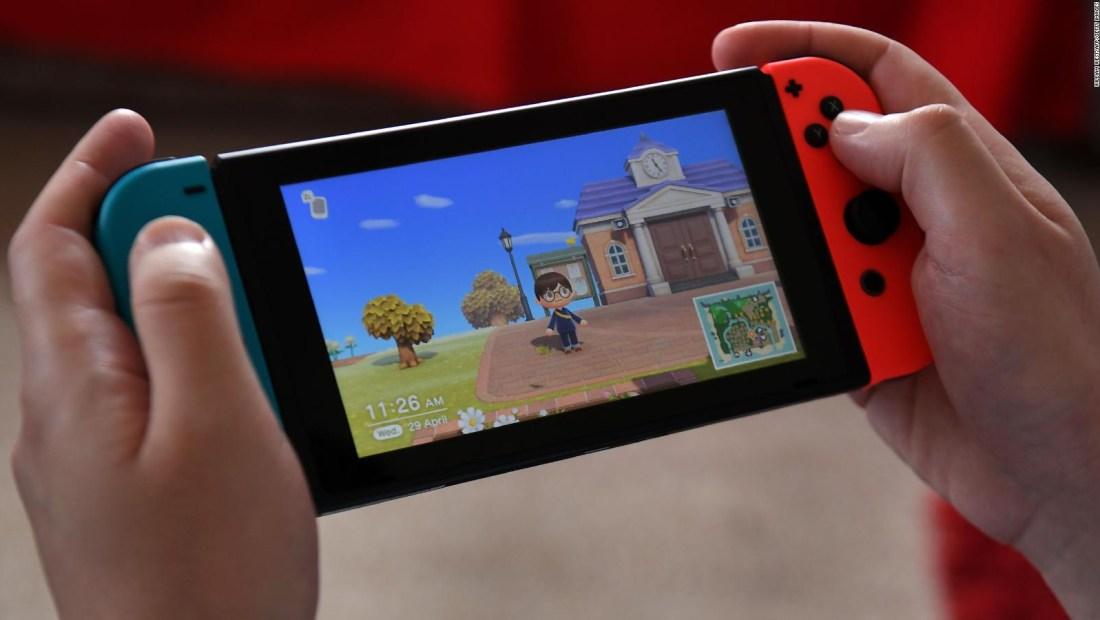 Nintendo gana con el confinamiento