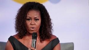"""Michelle Obama dice que sufre de depresión """"de bajo grado"""""""