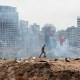 Beirut: miles de damnificados por la explosión abandonan la ciudad