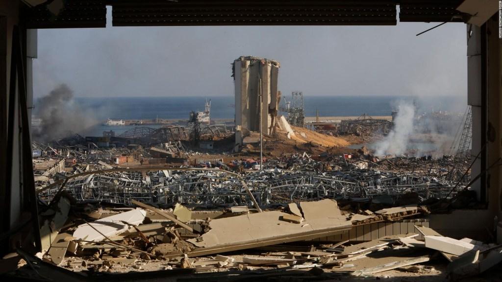 Explosión en el Líbano provocaría otra grave situación