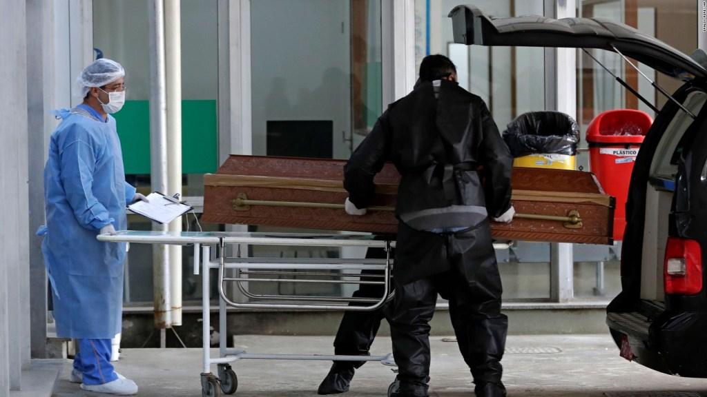 Covid-19: Brasil supera 3 millones de casos y 100.000 muertes