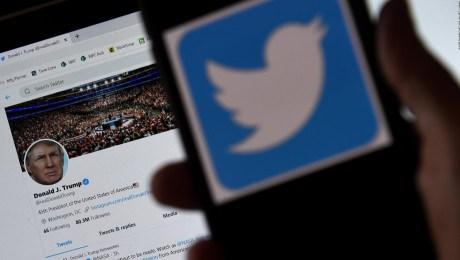 Facebook y Twitter impone nuevas sanciones contra Trump
