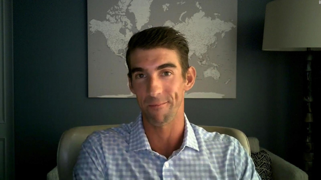 Michael Phelps depresion coronavirus foro global cnn