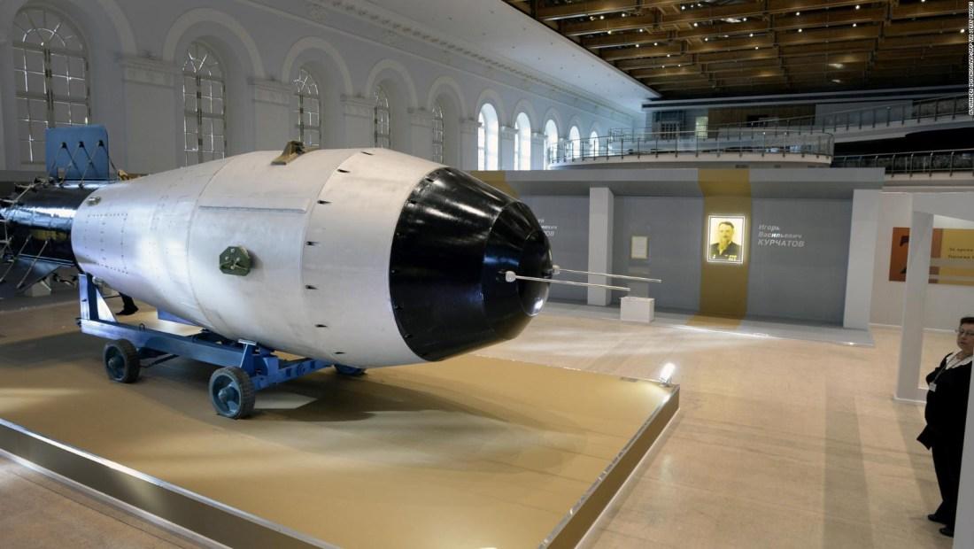 Los 5 países con más armas nucleares