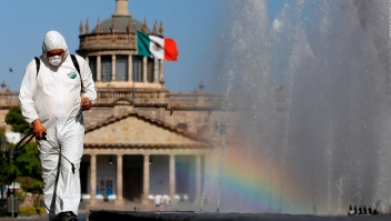 México supera los 50.000 muertos con covid-19